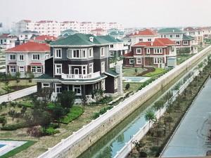 中国江苏省华西村