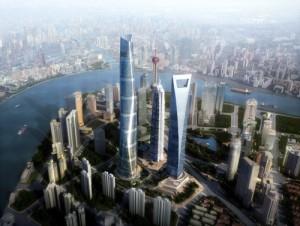 印度媒体、印度人评论中国未来,上海浦东陆家嘴