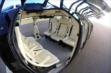 新型交通工具:超级巴士(Superbus)