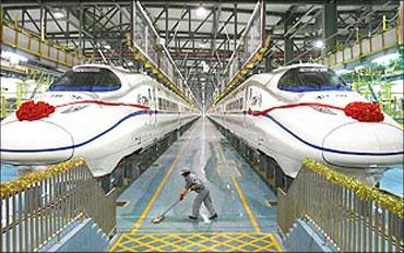 印度网民看中国:印度能从令人吃惊的中国高铁中学到什么