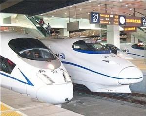 印度人看中国高铁:中国动车组
