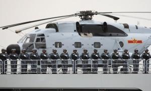 印度人看中国海军:中国海军