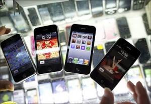 印度网民看中国山寨文化:山寨的iphone手机