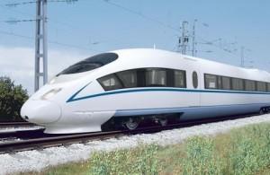 印度人看中国京沪高铁:CRH380B