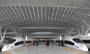 印度人游中国:广州火车南站