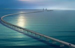 印度人在中国的经历:杭州湾跨海大桥