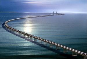 印度人眼中的中国超级工程:中国杭州湾跨海大桥