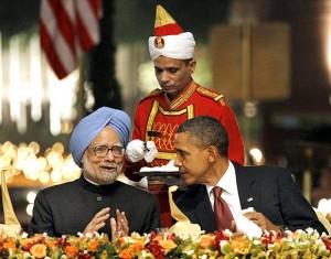 印度人看中国:印度总理辛格和美国总统奥巴马