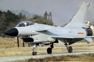 1962年中印战争期间,如果印度空军出动:中国空军J-10战机