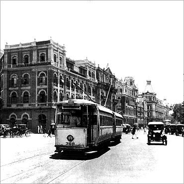 印度人看上海:孟买霍恩比路