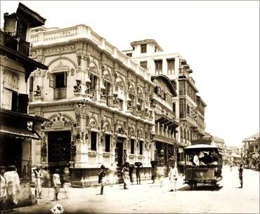 印度人看上海:印度孟买卡尔巴德维路(Kalbadevi Road)