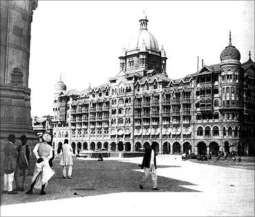 忘记上海:印度孟买泰姬陵酒店(Taj Mahal Hotel)