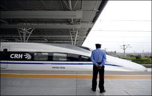 印度人看中国高铁:中国CRH380A动车