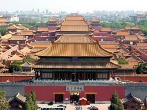印度人看中国紫禁城:故宫