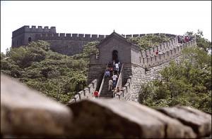 印度人眼中的中国长城