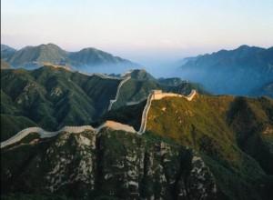 印度人眼中的中国长城:中国长城