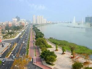 印度人在中国广东揭阳工作:揭阳城区