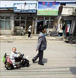 印度人看中国基础设施:母亲和小孩
