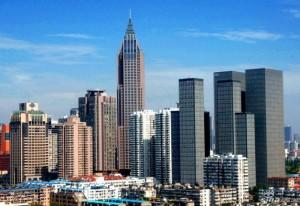 印度人在中国南京:南京CBD