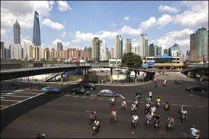 印度人看中国上海:中国经济发展模式