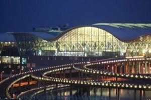 印度人在中国上海浦东机场