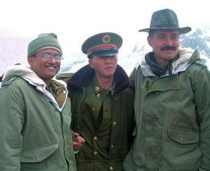 印度人看1962年中印战争:中印边界上的双方军官