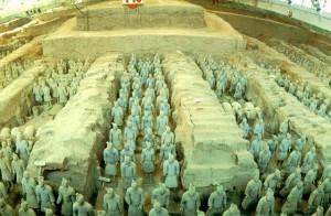 印度人看中国秦始皇兵马俑