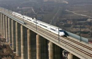 印度人眼中的中国郑西高铁
