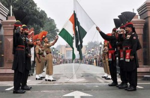 印度人眼中的中巴关系、中巴友谊:印巴边境上的双方士兵