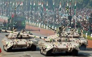 印度人眼中的1962年中印战争:印度军队阅兵