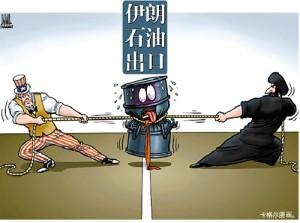 印度取代中国成为伊朗石油最大买家:美国和伊朗在石油出口上的角力