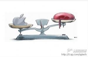 印度人眼中的中国和印度:中国少年卖肾买iPhone和iPad