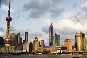 印度人眼中的中国上海:上海陆家嘴