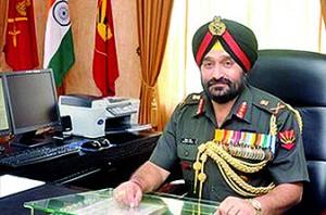 印度陆军参谋长比克拉姆(Bikram Singh):中国不是敌人,只是竞争对手