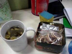 印度人在上海工作:办公室的美味