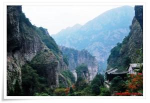 印度人游览温州雁荡山