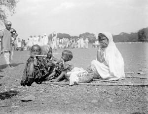 罕见的印度历史照片