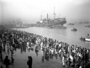 罕见的印度照片:加尔各答