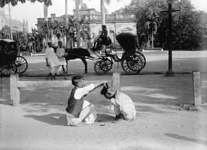 英国统治时期的罕见印度照片