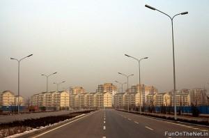 印度人看中国鬼城——鄂尔多斯