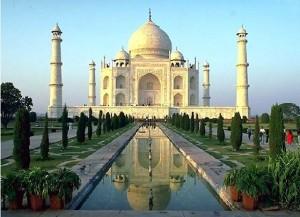 印度著名旅游景点:泰姬陵