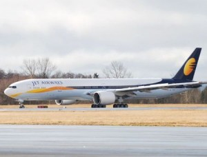 印度捷特航空公司飞机(Indian Jet Airlines)