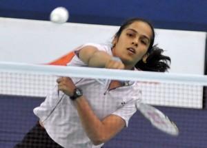 在备受瞩目的女单决赛当中,李雪芮浪费两个赛点惨遭印度羽毛球选手塞娜·内维尔(Saina Nehwal)逆转,30场不败的惊人纪录遭到终结