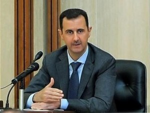 叙利亚总统阿萨德(Bashar al-Assad)