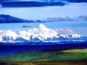 冈仁波齐峰(Mount kailash)