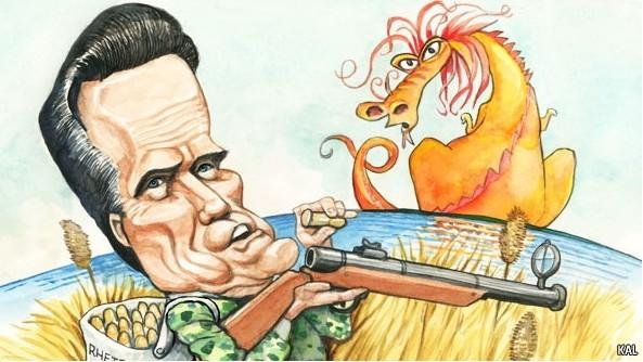 """美国两党竞选中的""""抨击中国综合征"""""""