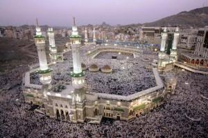 伊斯兰教圣地麦加