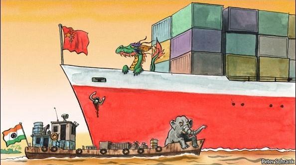 朋友、敌人、竞争者、投资者 —— 印度如何与中国构建平衡的经济关系?
