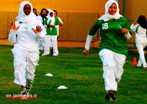 女运动员被禁戴头巾,沙特威胁退出伦敦奥运