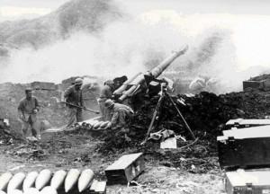 对越自卫反击战:我军大口径火炮猛击越南纵深